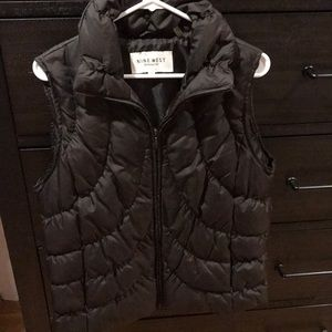 NINE WEST PUFFY VEST